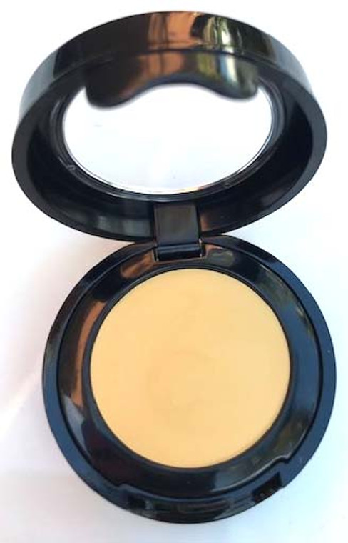 Long Wear Cream Vegan Mineral Eye Shadow - Lemon Drop