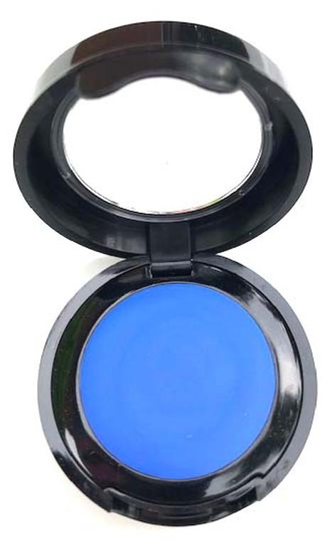 Long Wear Cream Vegan Mineral Eye Shadow - Electric Blue
