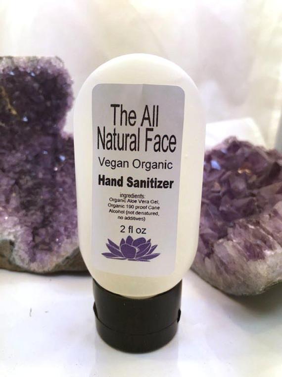 Organic Vegan Hand Sanitizers
