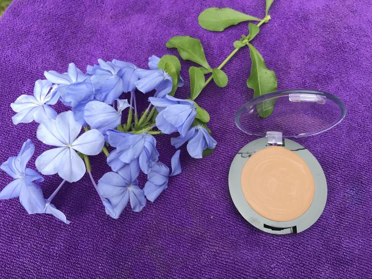 Vegan Oily Lid Eyeshadow Primer in Dark Buff