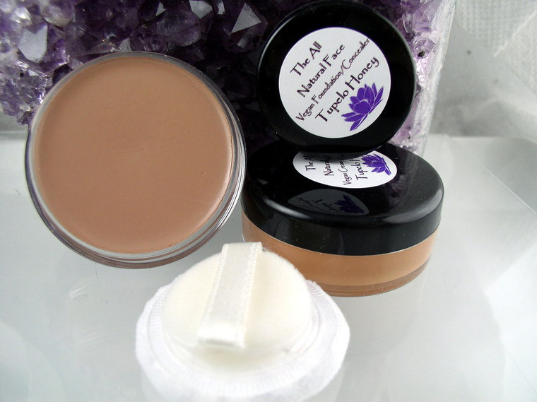Cream Foundation Pot