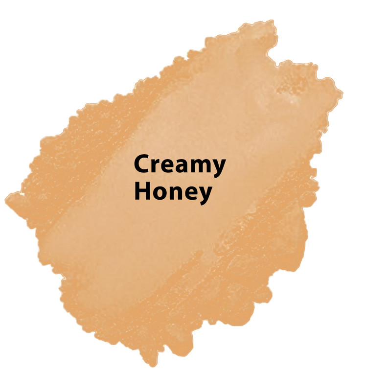 Dark Honey - Creamy Honey Vegan Mineral Foundation