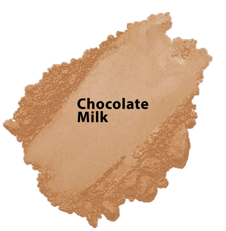 Chocolate - Chocolate Milk Vegan Mineral Foundation