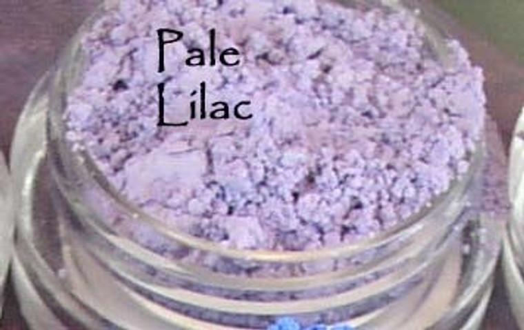 Vegan Mineral Eyeshadow - Pale Lilac