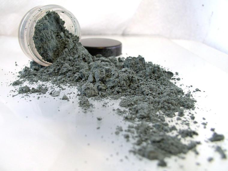 Vegan Mineral Eyeshadow - Smoky Spruce