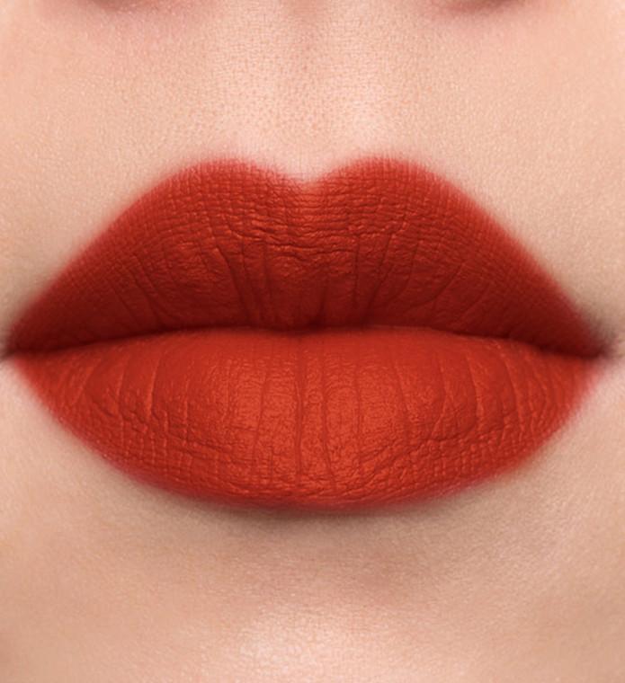 Vegan Lipstick in Poppy