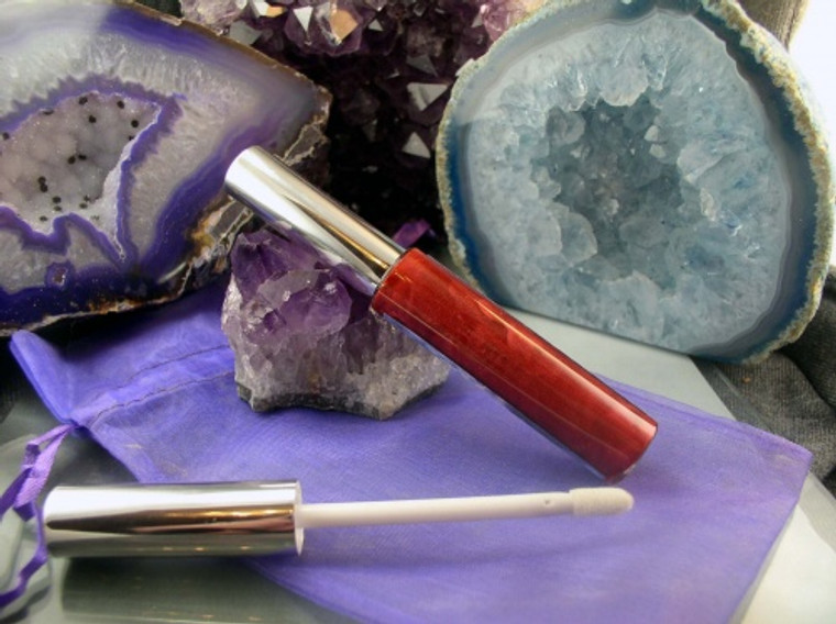 Vegan Lip Gloss Bugless Red