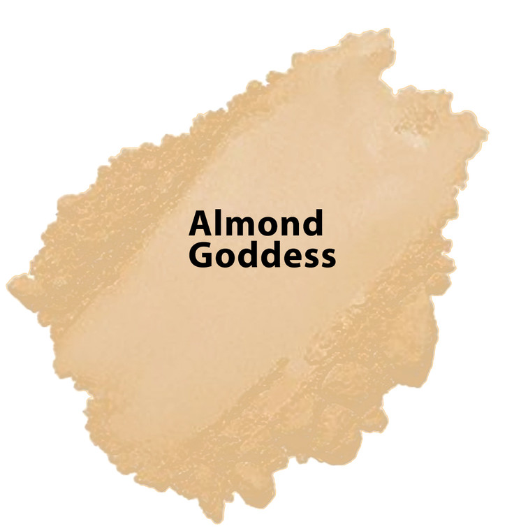 Neutral Tone - Almond Goddess Vegan Mineral Foundation