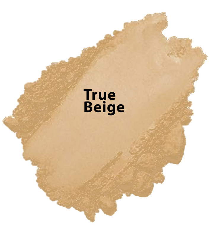 Neutral Tone - True Beige Vegan Mineral Foundation