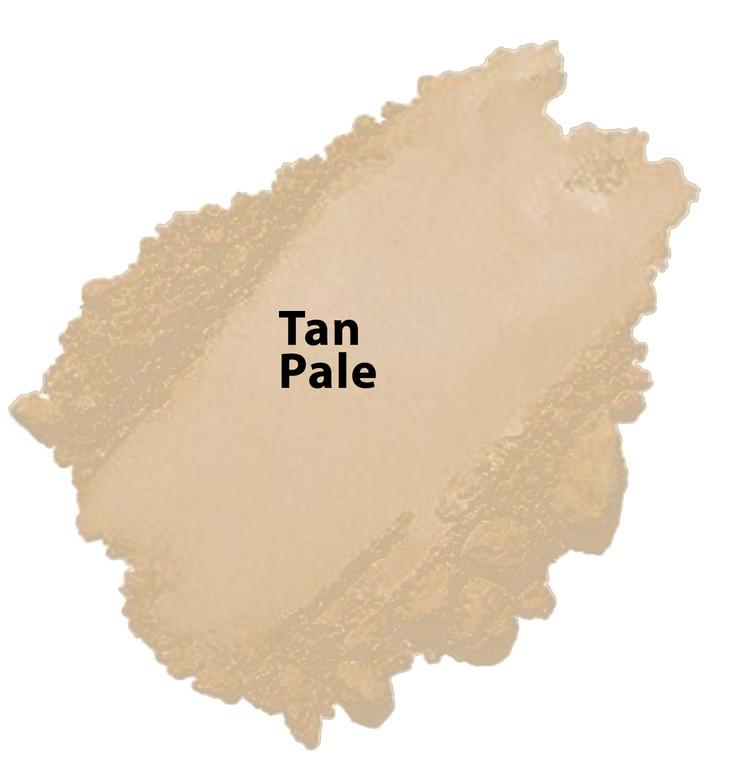 Cool Tone - Tan Pale Vegan Mineral Foundation