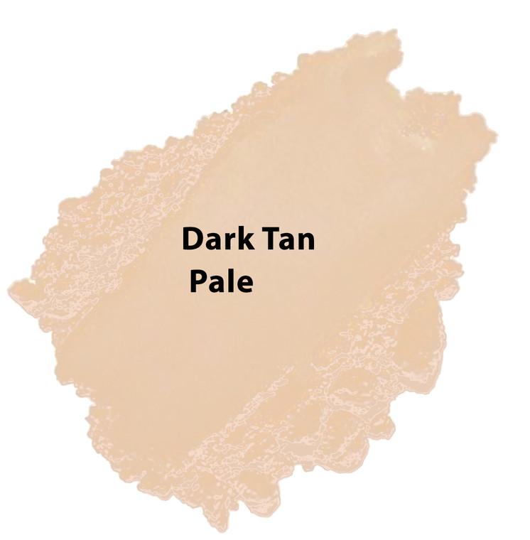 Cool Tone - Dark Tan Pale Vegan Mineral Foundation