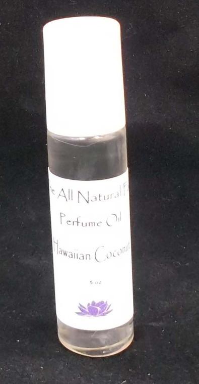 Fragrance Oil Hawaiian Coconut