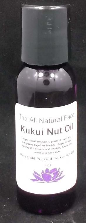 Kukui Nut Oil from Hawaii