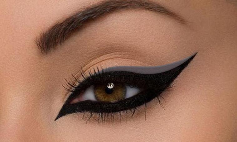 Vegan Gel Eyeliner Gorgeous Gray