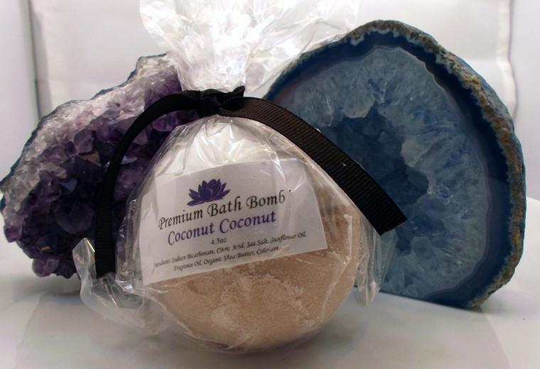 Coconut Bath Bomb