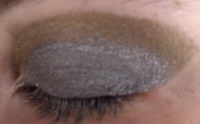 Pressed Vegan Mineral Eyeshadow - Fairy Mist