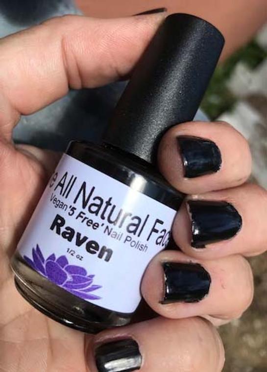 Raven Nail Polish