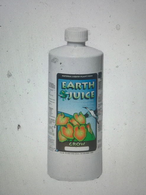 An intense nitrogen formulation that may be used as a potent grow fertilizer that will generate lavish vegetative growth, or a dynamic general-purpose formula that will provide robust growth along with an explosion of flowers, vegetables and fruit. It is the best choice for those who prefer a single formula for both growth and blooming (production).  For use with planting mixes, native soils and as a hydroponic additive. May also be used as a grow booster or as part of the Elements Total Solution. Indoor/outdoor plants, soil and hydroponics.