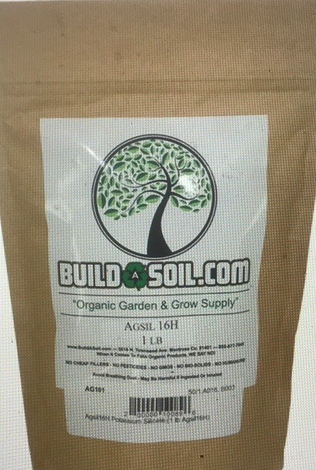 """AGSIL16H is manufactured by PQ corporation and is one of the few silica products on the market that is water soluble. This simple powder will save money over buying water based Silica Bottle products. This is approved for organic use as a foliar spray and is an excellent oil emulsifier.   Compare to Pro-Tekt, Rhino Skin, Silica Blast and all other Silica Bottled products. There is no secret ingredient, all are made from potassium silicate.Silica- The Hidden Cost of Chemicals A major mineral is missing in many soils and most soil tests do not even monitor its presence. This mineral can increase stress resistance, boost photosynthesis and chlorophyll content, improve droughtresistance, salt tolerance and soil fertility and prevent lodging. lt can also reduce insect pressure, frost damage and destructive disease while lowering irrigation rates, neutralizing heavy metal toxicity andcountering the negative effects of excess sodium. If I were to tell you that this same missing mineral can increaseroot growth, boost yield and enhance crop quality, you could well ask, """"how could wehave overlooked something so important?"""" and you would be correct. It has been a serious oversight. The mineral in question issilicon, and science is rapidly revealing the scope and scale of our siliconneglect. Poverty in a Sea of Abundance Silicon is not classed as an essential nutrient, but, in response to a wealth of new findings highlighting the importance of this nutrient, that status may soon change.Siliconis the second most abundantmineral on the planet. It is everywhere. Clays are alumina silicates and sand is largely silicon, so how could there be a shortage of silicon? The answer lies in the form of silicon that enters the plant. Plantsuptake silicon assilicicacidand this is what is missing in the soil. Something we have done in conventional agriculture appears to have compromised the conversion of insoluble silicon into the plantavailable form. It may reflect a mineral imbalance or we m"""