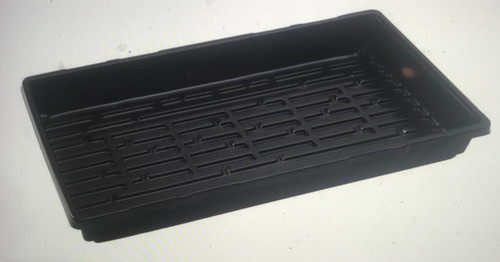 These are standard 1020 trays with the exception that they are double the thickness of traditional trays. Long lasting and reusable.
