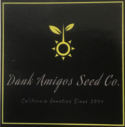 """Our mission here at DANK AMIGOS SEED CO. is to provide thedankest genetics for our customers to grow their collection. We here at Dank Amigos Seed Co. feel like no We offer high quality old and new genetics to fulfill your collecting needs. High THC, big yields, great smells, We just want the world to grow! Our company mottois """" Saving the world, one tree at a time"""".Family owned & family ran since 2014. Join the family today...."""