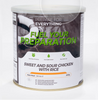 Sweet and Sour Chicken with Rice Freeze Dried Tin