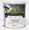 Chicken Fajita with Rice Freeze Dried Tin