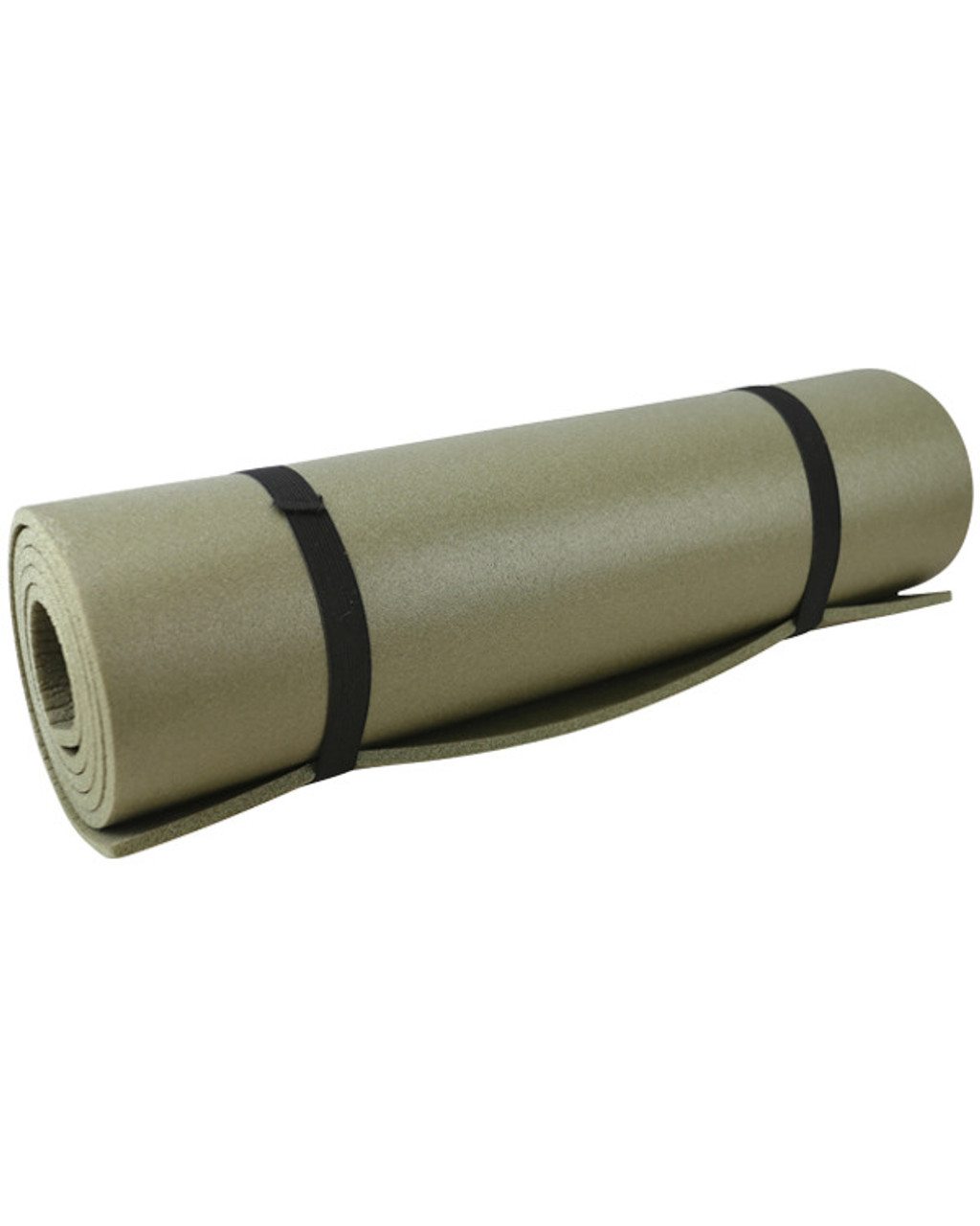 Military Roll Mat - Olive Green