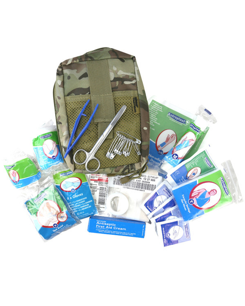 Deluxe First Aid Kit - BTP