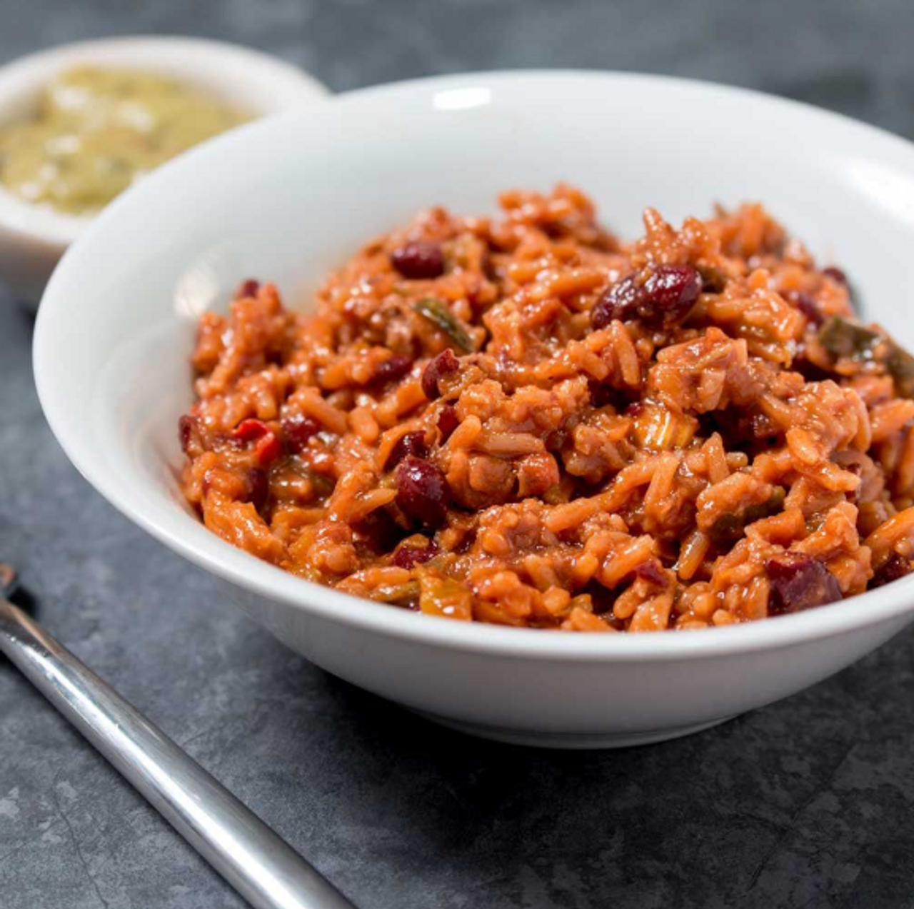 Vegetable Chipotle Chilli With Rice Freeze Dried Tin