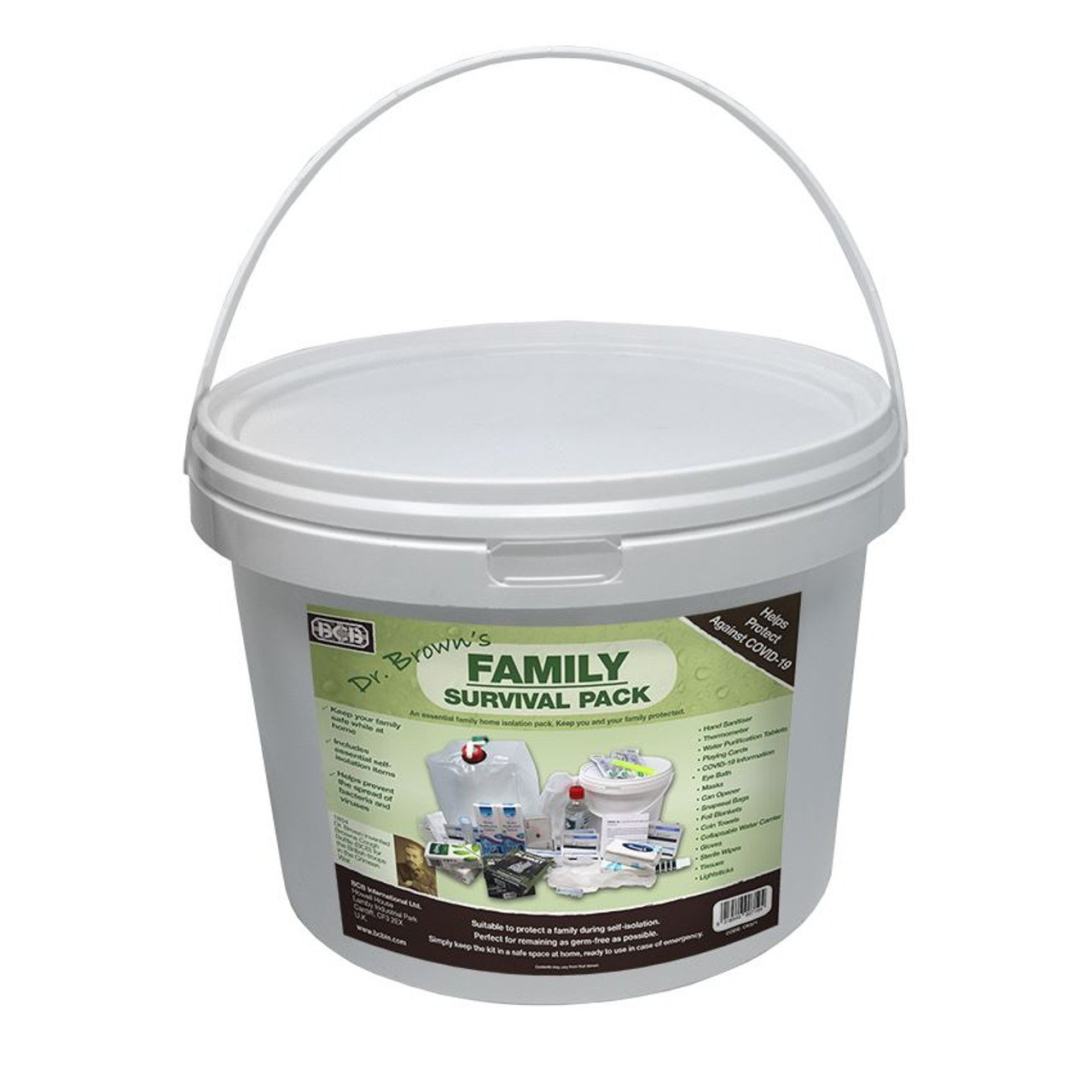Family Isolation Pack