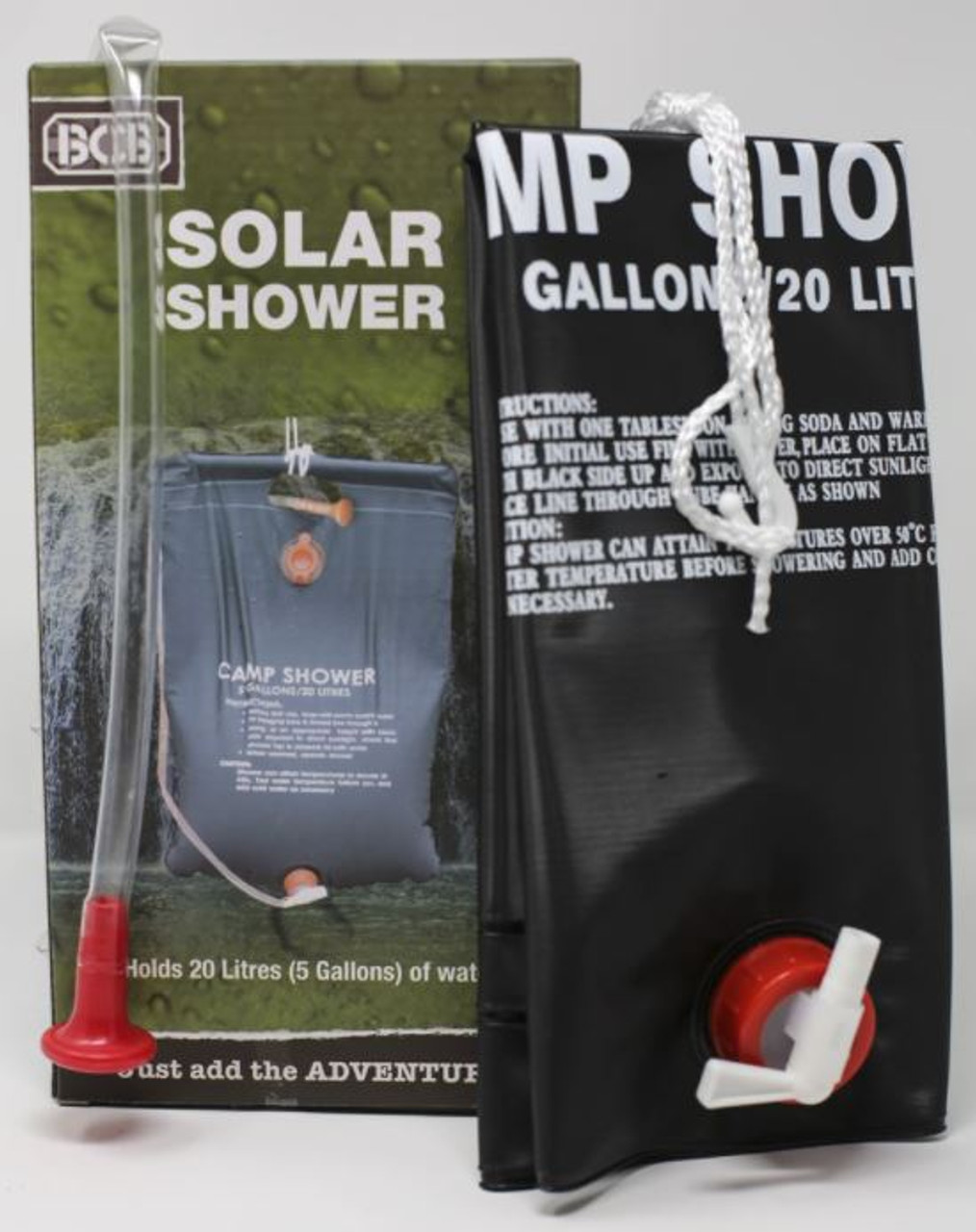 Solar Camp Shower (20 Litre)