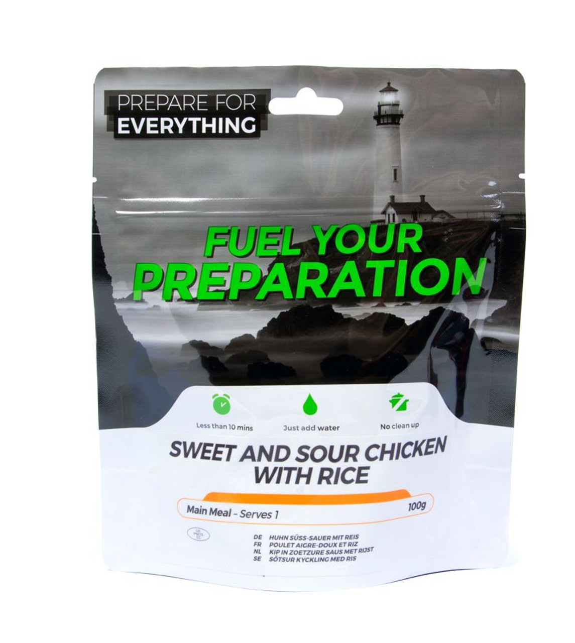 Chilli Con Carne Freeze Dried (Pouches)
