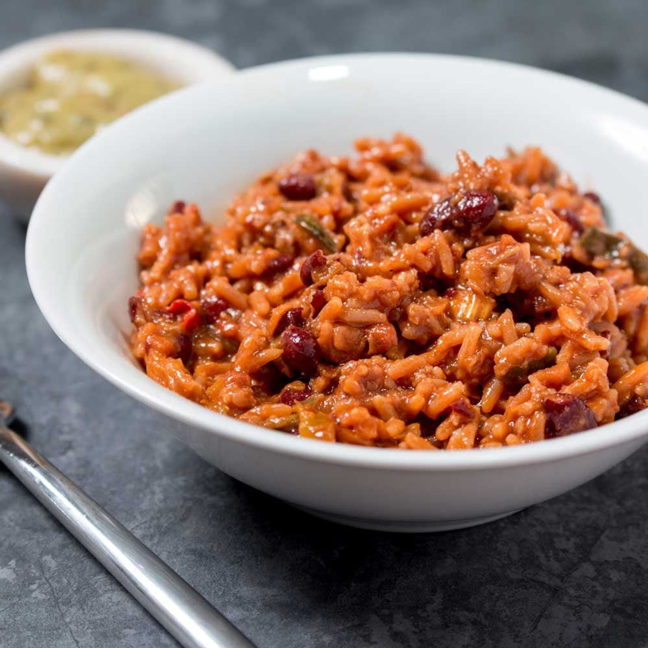 Vegetable Chipotle Chilli With Rice Freeze Dried (Pouches)