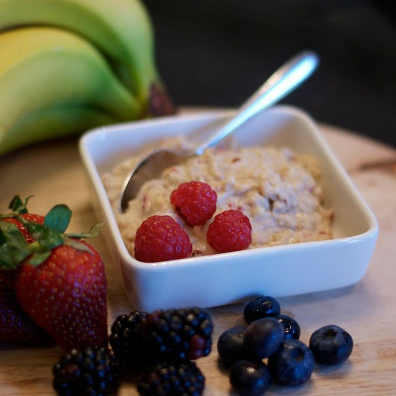 Morning Oats with Raspberry Freeze Dried (Pouches)
