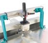 CB-P Pneumatic bench-top routing machine