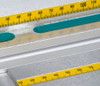 Tape Scale for fence rail extensions, self adhesive  W3900007L
