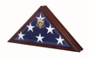 Flag Case, mfg. by Spartacraft and joined with Hoffmann W-1 Dovetail Keys