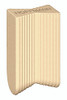 HoffmannW-2 Dovetail Key, light maple color