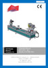 Operating Manual for MX-1 Double End Miter Saw