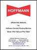 Hoffmann PP2-TAB Operating Manual