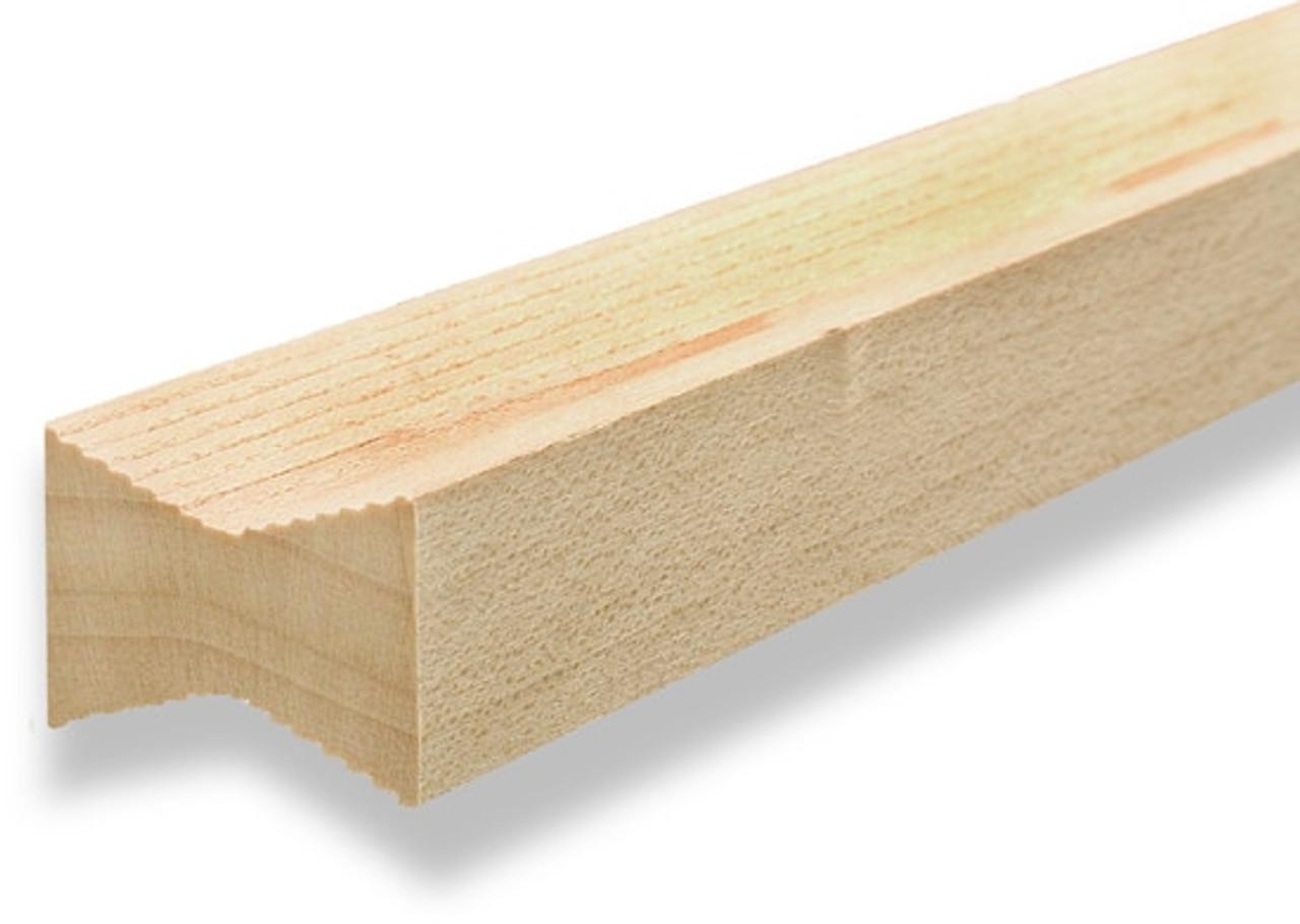 Hardwood Dovetail Key, W4, solid Maple