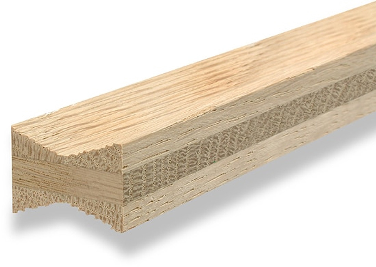 Hardwood Dovetail Key, W4, Three Ply Oak