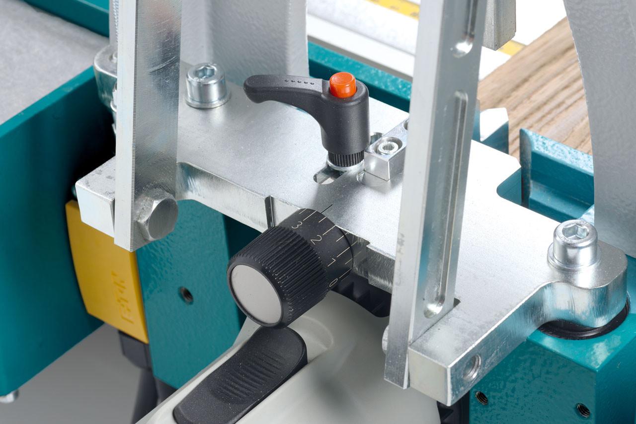 Hoffmann MU3-PD - motor fine adjustment