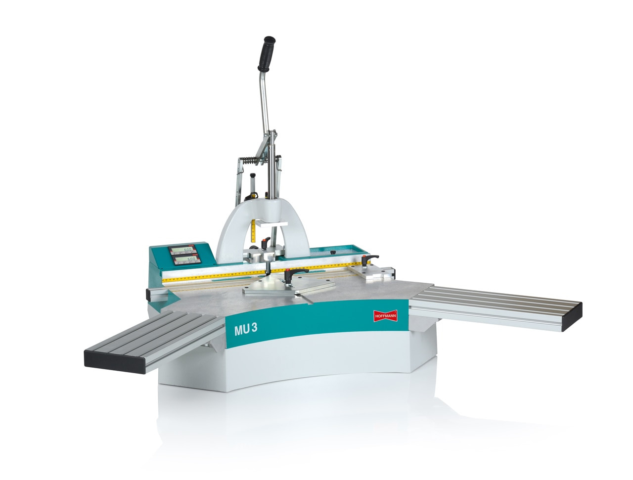 Hoffmann MU3-D Manual Dovetail Routing Machine with Digital Position Display