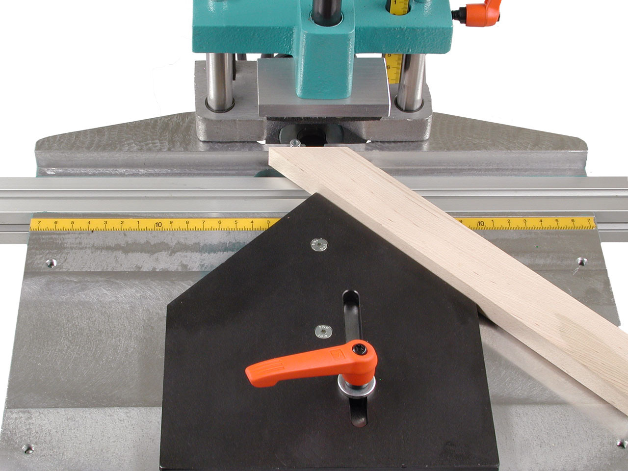 Hoffmann X18 - routing parts for a miter joint