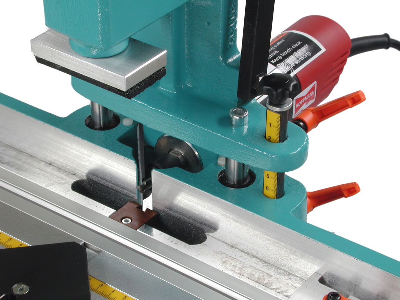 Hoffmann X20 - routing height adjustment rod