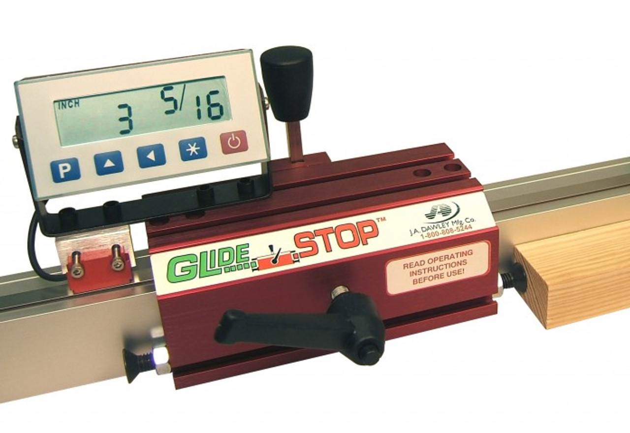 GlideStop Digital Display Package for DGS 1000 System for MORSO machines, by Hoffmann-USA.com
