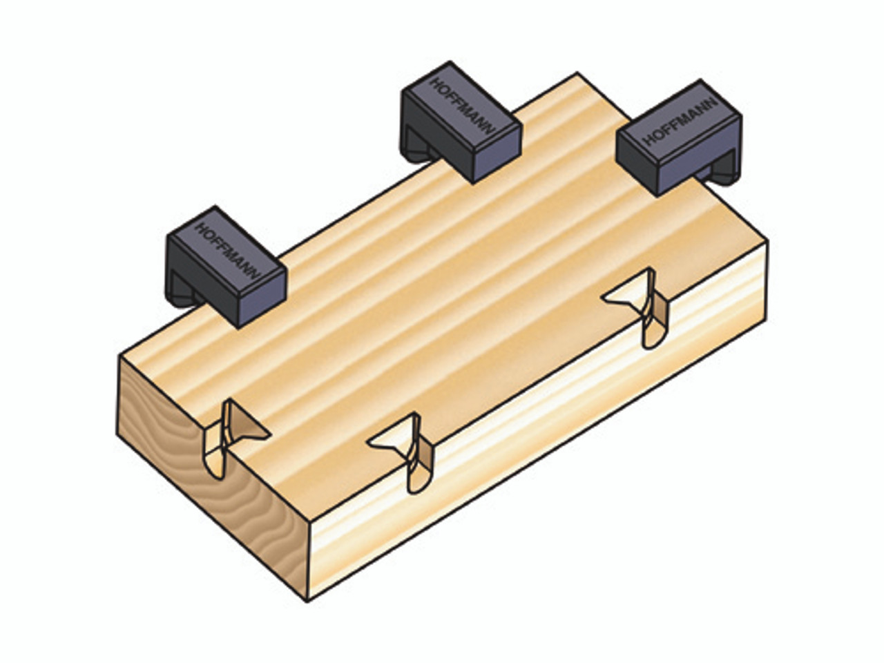 FoX Decking Key