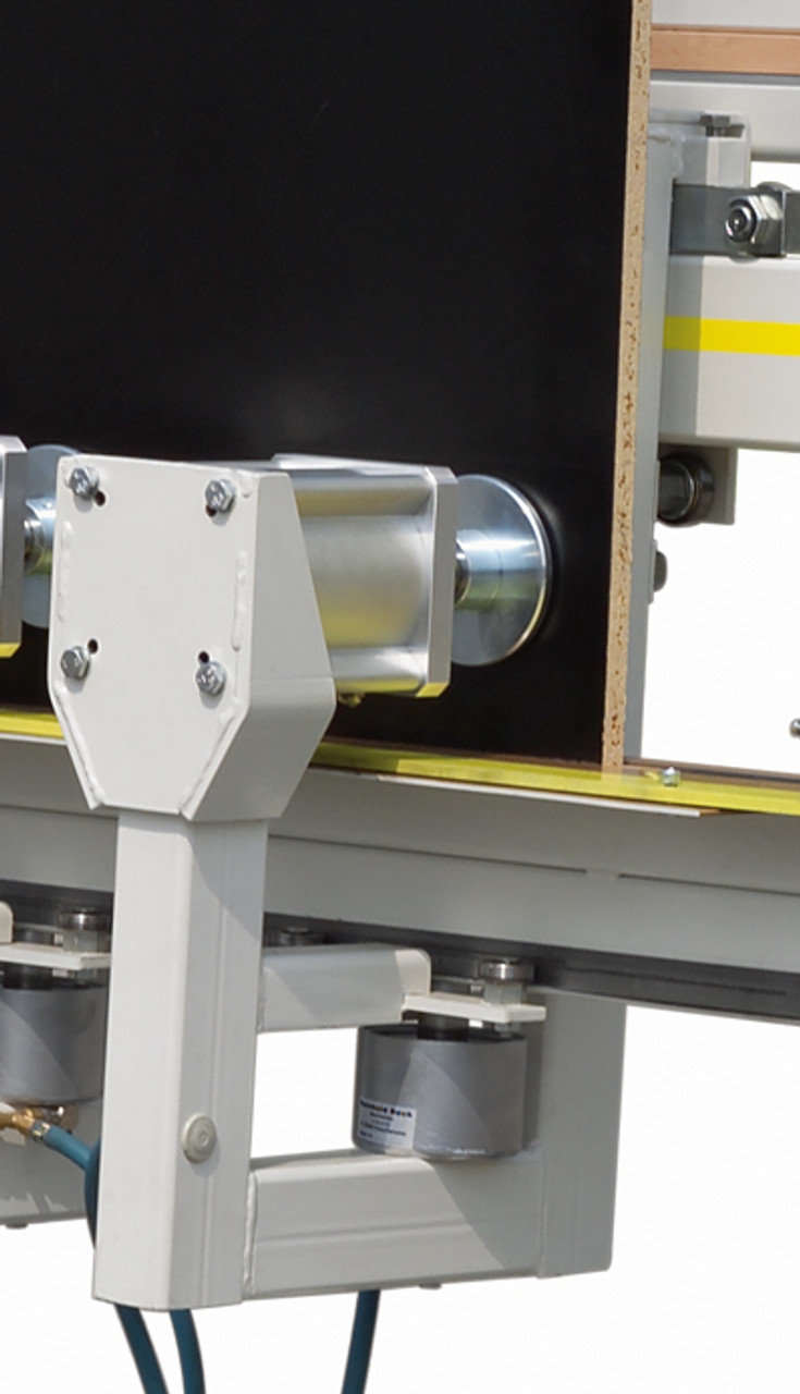 Complete Clamping Station - horizontal